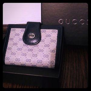 Gucci Mini Vintage Wallet